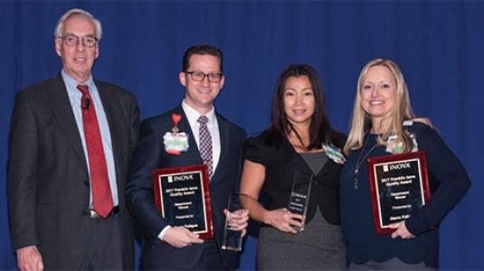 IAMS award winners